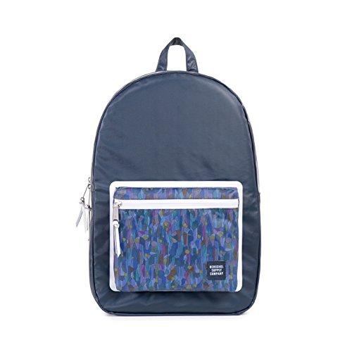 solucion-de-mochila-herschel-londres-cuaderno-escolar-mochila-mochila-de-nylon-azul-30x44x13-cm-an