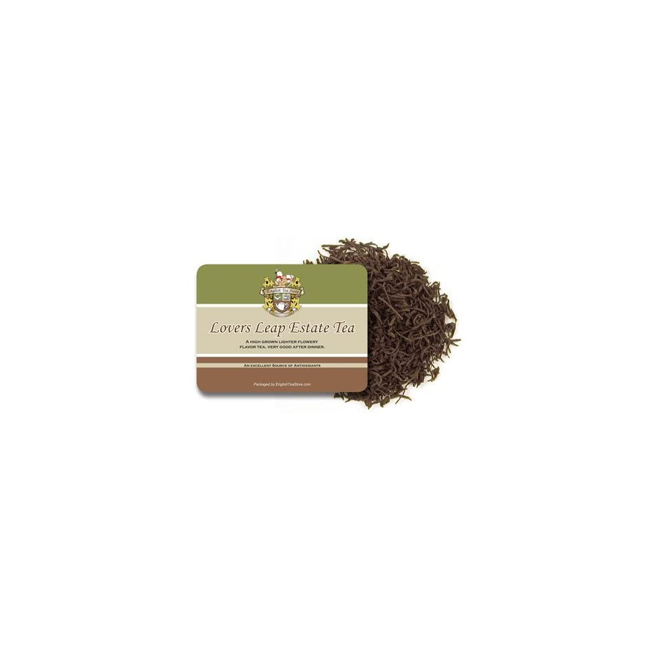 Lovers Leap Estate Tea   Loose Leaf   16oz