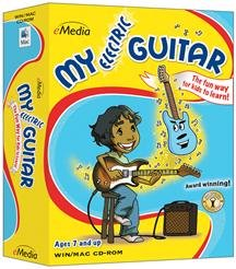 eMedia My Electric Guitar (PC/Mac)