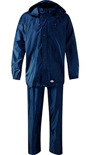 Dickies Vermont - Set di giacca e pantaloni impermeabili M Blu navy