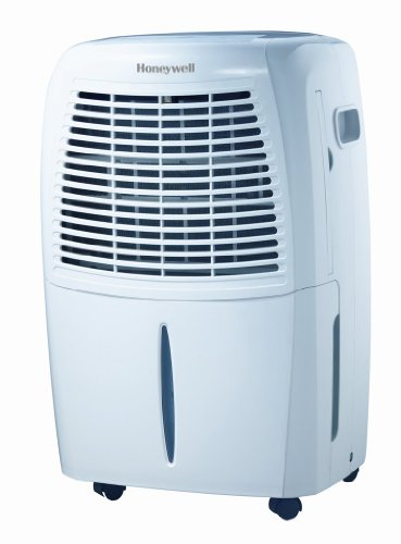 Honeywell HDH-166 Full Size Dehumidifier 65 Pints/30 Litres (White)