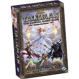 Talisman: Sacred Pool
