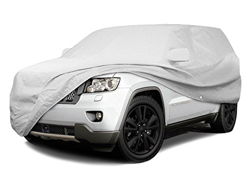 CarsCover 2011-2016 Jeep Grand Cherokee Custom Fit SUV Car Cover All Weatherproof Ultrashield (Jeep Grand Cherokee Snow Tires compare prices)