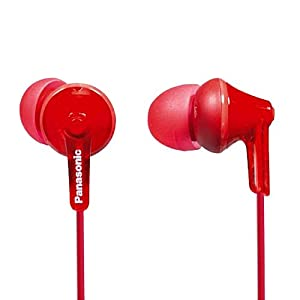 Review and Buying Guide of Buying Guide of  Panasonic RP-HJE125E-R Headphone