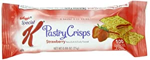 Special K Fruit Crisps, Strawberry, 10-Count Bars (Pack of 4)