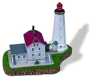 """Sandy Hook, NJ Lighthouse - 3.5"""""""