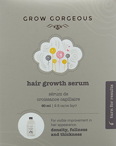 Grow Gorgeous Hair Density Serum - 2 oz 60 Ml Bath