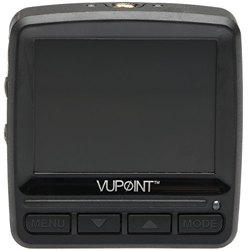 VuPoint Solutions HD Car Cam with G-Sensor (DVR-G556-VP)