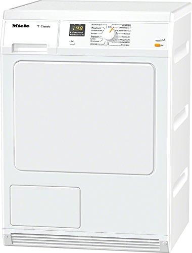 TDA150C D LW Kondenstrockner / B / 7 kg / Punktgenaue Trocknung für alle Textilien - Perfect Dry / Duftende Wäsche / Fragrance Dos / lotosweiß