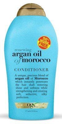 OGX (Organix) Ogx Conditioner Argan Oil Of Morocco 19.5oz Bonus Size (3 Pack) by (OGX) Organix