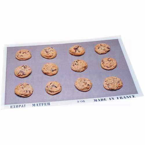 Matfer Exopat 16-3/8 inch x 24-1/2 inch Non-Stick Baking Mat Reviews