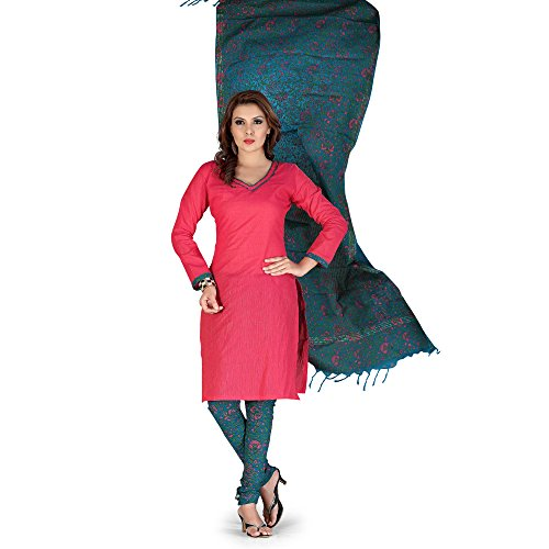 Vismay handloom cotton with printed dupatta women dress ...