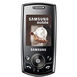 Samsung J700 Dark Silver Vodafone PAYG