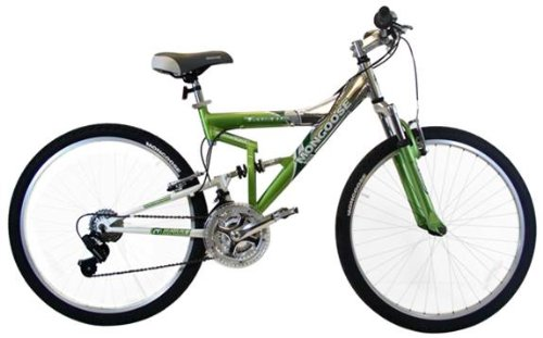 Mongoose Women's Tactic Bicycle (Green)