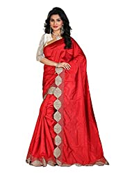 Gokul Vastra Saree (Pack of 10) (P-KT-3112_10_Red)