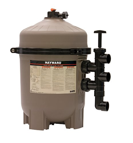 Hayward DE3620 Pro-Grid 36-Square-Foot Vertical D.E. Pool Filter