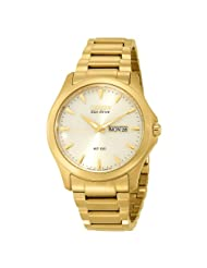 Citizen Men's BM8482-55P Eco Drive Two-Tone Watch