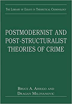 criminology theories essay theories of crime the library of essays in theoretical criminology