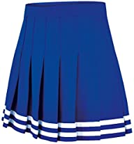 Double-Knit Knife-Pleat Cheer Uniform…