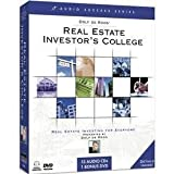 Dolf De Roos Real Estate Investors College: Real Estate Investing for Everyone (13 Audio CDs and 1 BONUS DVD)