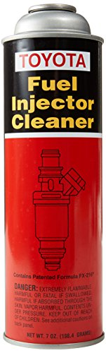 Genuine Toyota 00289-1PF07 Pressurized Fuel Injector Cleaner - 7 oz. Can (Toyota Injector Cleaner compare prices)