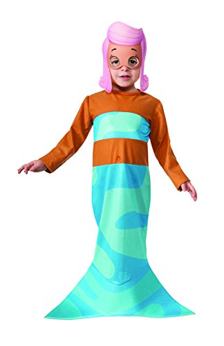 Rubies Bubble Guppies Molly Costume, Toddler front-1032397