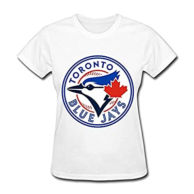 HUIMIN Women's Toronto Blue Jays T-shirt