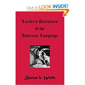 Amazon.com: Lucifer's Dictionary of the American Language ...