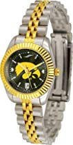 "Iowa Hawkeyes NCAA AnoChrome ""Executive"" Ladies Watch"