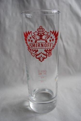 Smirnoff discount duty free Smirnoff Red Vodka Hi-Ball Glasses (SET OF 2)