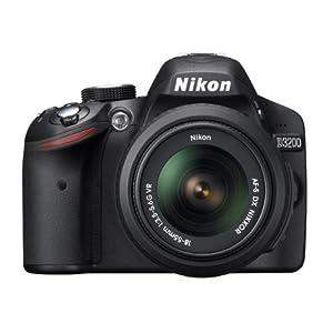 Nikon デジタル一眼レフカメラ D3200