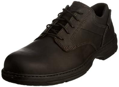 CAT Footwear Men's Oversee S1 Black Safety Boot P713837 6 UK, 40 EU