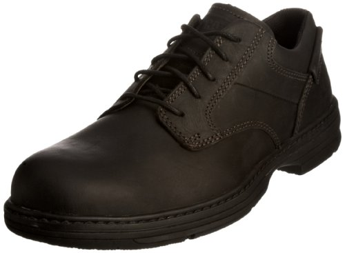 CAT Footwear Men's Oversee S1 Black Safety Boot P713837 11 UK, 45 EU