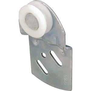 Slide co 161998 closet door roller with front 5 16 inch for Front door handle 7 5 inches