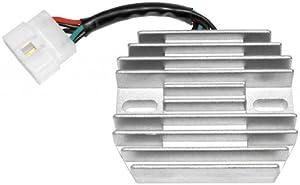1998-2002 Suzuki LT-F500F Quadrunner 4x4 ATV Plug-In Electric Regulator / Rectifier