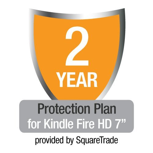 2-Year SquareTrade Warranty plus Accident Protection for Kindle Fire HD 7