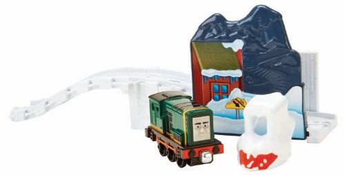 Fisher-Price Thomas the Train: Take-n-Play Paxton and The Snow Plow