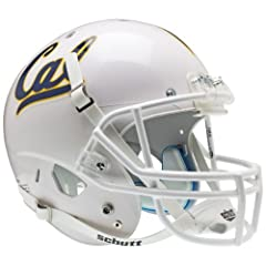 CALIFORNIA GOLDEN BEARS Schutt AiR XP Full-Size REPLICA Football Helmet CAL (WHITE) by ON-FIELD