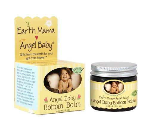 Earth Mama Angel Baby, Bottom Balm , 6 Ounces