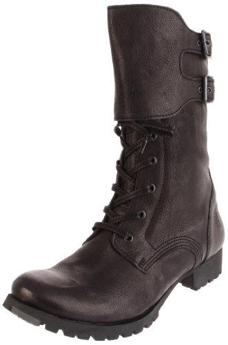 Fly London Men's Gunner Black Lace Up Boot P142039003 11 UK