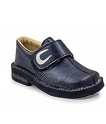Yoyo Black Boys Shoes
