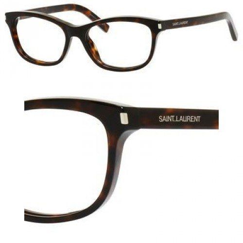 Yves Saint Laurent Yves Saint Laurent Sl 12 Eyeglasses-0TVD Havana-54mm
