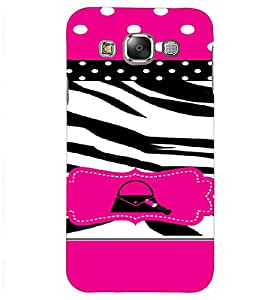 PrintVisa Animal Print Girly Design 3D Hard Polycarbonate Designer Back Case Cover for Samsung Galaxy J2