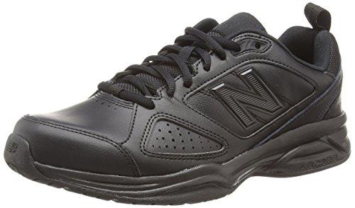 New Balance Mx624Ab4 - Scarpe da corsa uomo, colore nero, taglia 46.5 EU / 11.5 UK