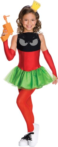 Rubie's Costume Co - Marvin the Martian Girl Child Costume