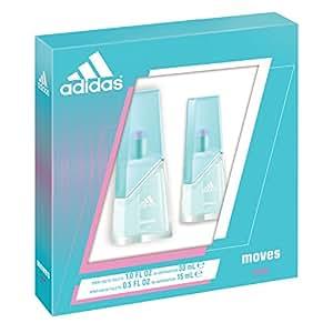 Adidas Fragrance Moves Eau De Toilette Spray For Her, 1.5 Fluid Ounce