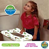 Go Diego Go Disposable Potty Toppers - 70 Count