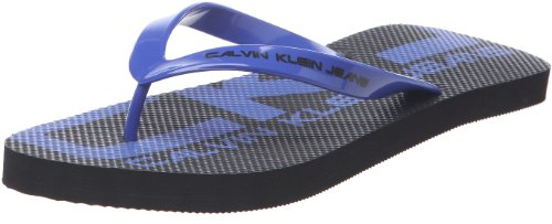 Calvin Klein Jeans - Infradito SMITH JELLY, Donna, Blu (Bleu électrique), S