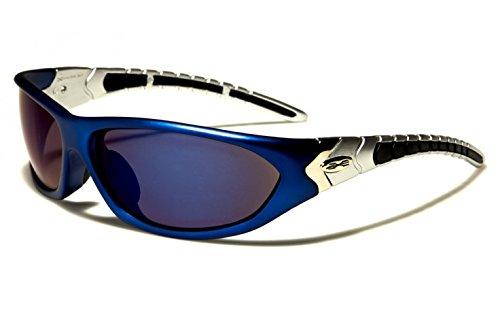 New XLoop SOLO Unisex Sport Wrap Sunglasses UV400
