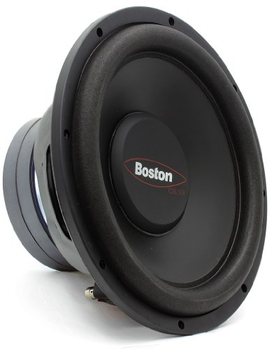"G312-4 - Boston Acoustics 12"" Single 4-Ohm G3 Series Subwoofer"